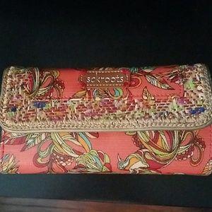 Sakroots colorful wallet